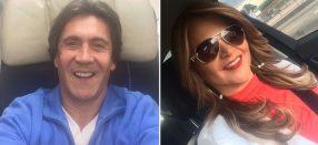 Se casó Ricardo Leyva, el ex de Diva Jessurum. Mira lo que además reveló la Negra Candela