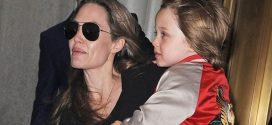 ¿Por qué la hija de Angelina Jolie se viste como un niño?