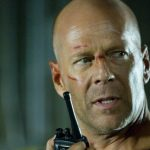 doble de Bruce Willis de visita en Colombia